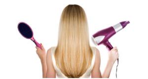نکات مهم در استفاده از سشوار و تأثیر آن بر سلامت مو