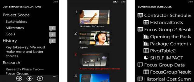 کنترل فایلهای آفیس کامپیوتر با اپلیکیشن Office Remote در ویندوز فون