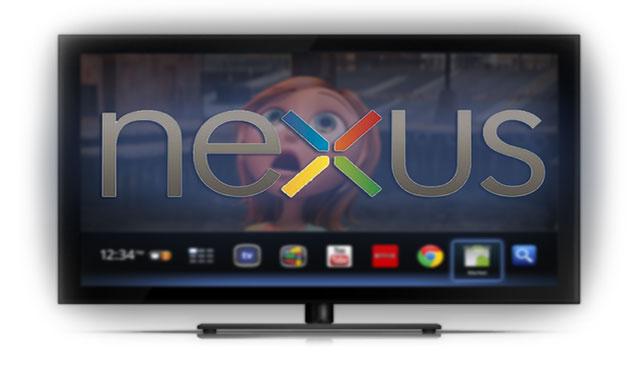 تلویزیون نکسوس گوگل با سیستم عامل اندروید