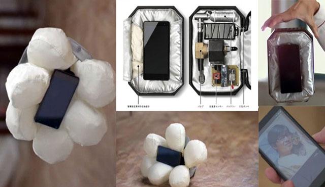 گوشی های هوشمند به Airbag مجهز می شوند ؟