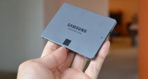 حافظه ۱ ترابایتی SSD سامسونگ در سایز ۱٫۸ اینچ