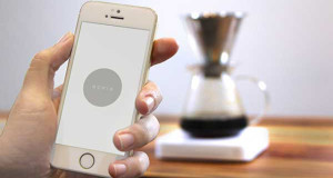 قهوه ساز خود را با موبایل کنترل کنید