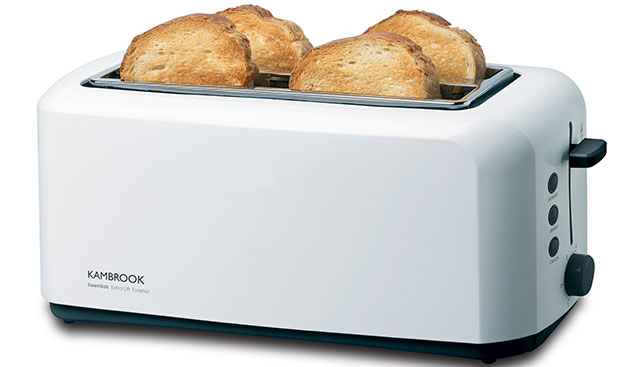 نکاتی در رابطه با توستر نان