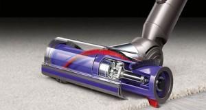 با جارو برقی بیسیم دایسن موتورهد، به راحتی همه جای منزل را تمیز نگه دارید