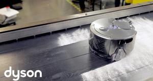 با روبات جارو برقی دایسون بیشتر آشنا شوید