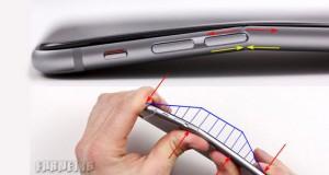 برنامه اپل برای جلوگیری از بروز مجدد مشکل خمشدن در آیفون بعدی!