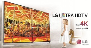 الجی کمپانی پیشرو در زمینه تولید تلویزیون UHD و OLED