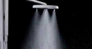 دوش حمامی با قابلیت کاهش مصرف آب