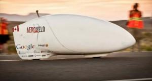 این دوچرخه رکورد سریعترین وسیله نقلیه انسانی در جهان را شکست!