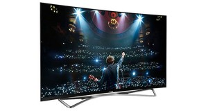 پاناسونیک از تلویزیون ۶۵ اینچی ۴K OLED خود رونمایی کرد