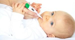 چطور درجه حرارت بدن کودک را اندازه بگیریم؟