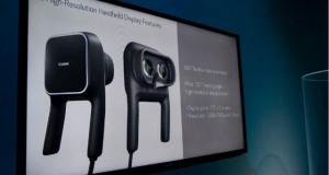 کمپانی کانن از نمونه اولیه هدست واقعیت مجازی خود پرده برداشت