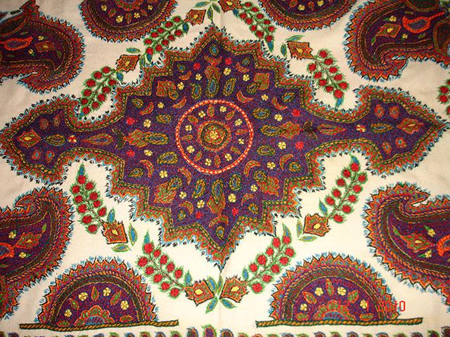 صنایع دستی چهارمحال و بختیاری در نمایشگاه سراسری تبریز