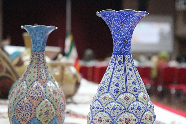 برگزاری ششمین نمایشگاه سراسری صنایع دستی در تبریز