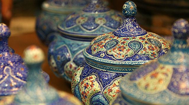 ترکیه هفتمین هدف صادرات صنایع دستی ایران است