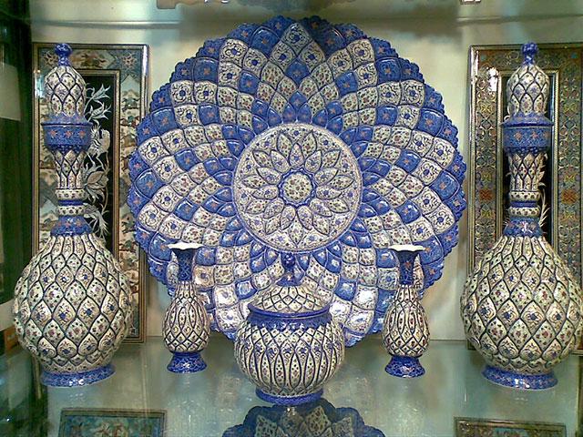 فروش ۳۸۵میلیون تومانی صنایع دستی در خراسان شمالی