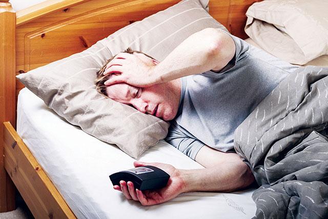 اختلال خواب خطری که در کمین برخی شاغلان است