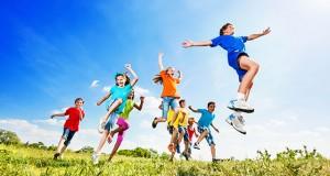 تاثیر ورزش های هوازی بر افزایش یادگیری کودکان