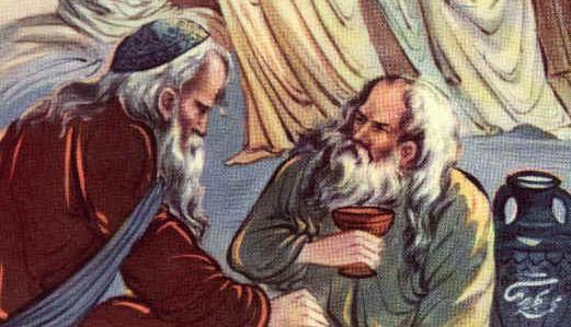 حکایتی از نحوهی آشنایی مولوی با شمس تبریزی