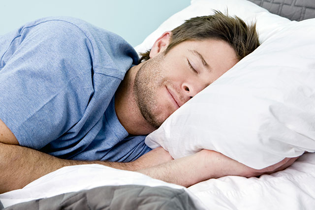 روش درست خوابیدن افراد