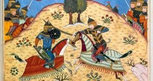 سرچشمه داستانهای شاهنامه فردوسی