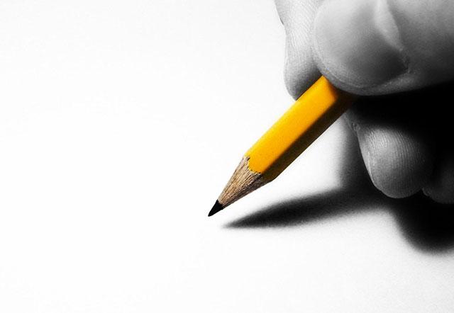 تاریخچه مداد