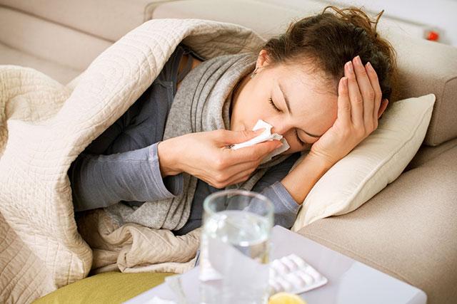 راهی ساده برای جلوگیری از انتقال سرماخوردگی در بین اعضای خانواده