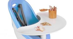 آشنایی با راههای ایمنسازی صندلیهای بلند غذاخوری برای کودکان