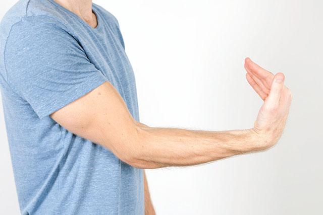 درمان های مختلف برای مشکلات آرنج
