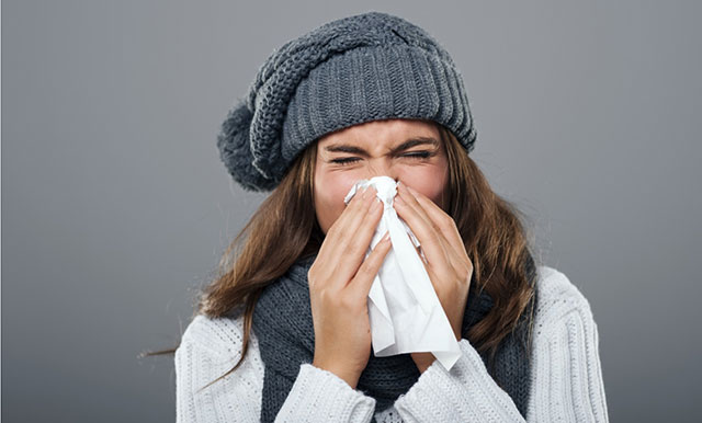 تفاوت سرماخوردگی با آنفلوآنزا