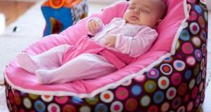 مراحل خواب نوزاد چگونه است؟!