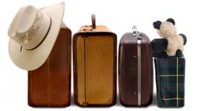 چمدانهای مسافرتی و موارد مورد استفاده در ساخت آنها
