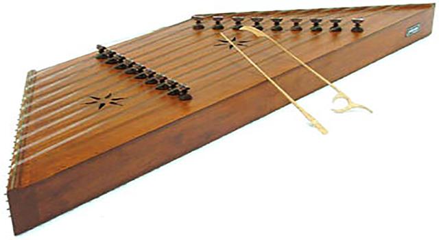 آشنایی با سازهای سنتی ایرانی: سنتور