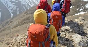 تاثیر نوع برنامه و فعالیت در انتخاب کوله کوهنوردی!