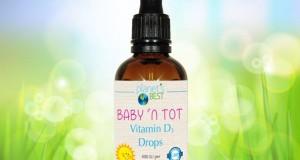 به کودکان خود قطره مولتی ویتامین بدهید!