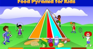 با هرم غذایی کودکان آشنا شوید!