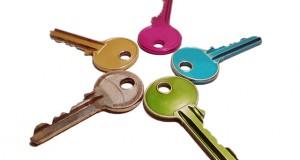 طیف متنوع کلیدها