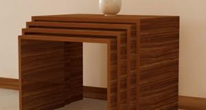 تزئین منزل با انواع میز
