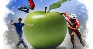 نکات قابل توجه درباره تغذیه ورزشکاران