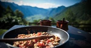 توصیه های غذایی در کوهنوردی