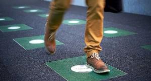 تولید برق با استفاده از سنگ فرش پیاده رو!