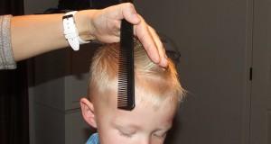 کم پشتی مو در کودکان!