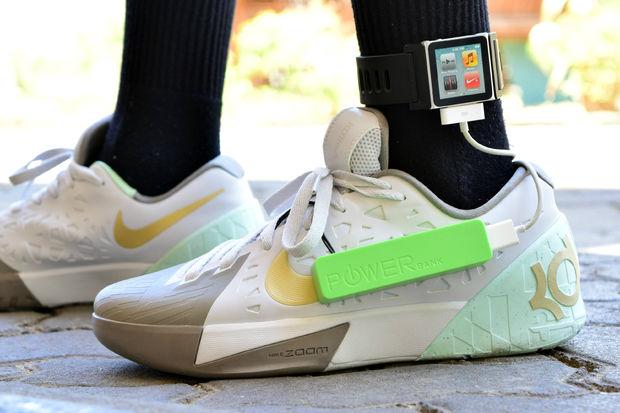 کفشی که برق تولید میکند!