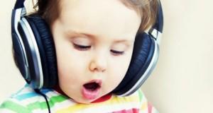 با موسیقی از درد کودکان بکاهید!