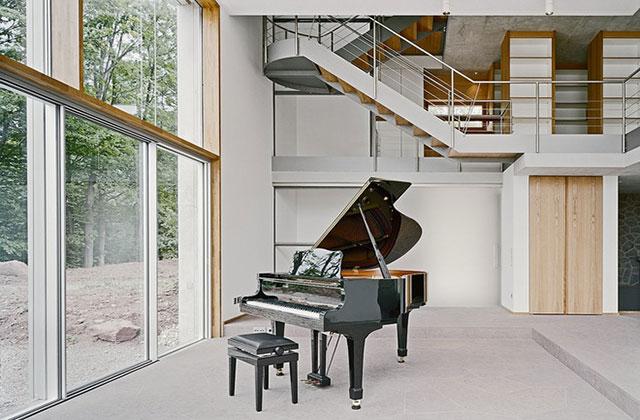 پیانوی خود را کجا قرار دهیم؟!