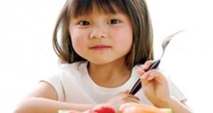 افزایش آهن در بدن کودک با رژیم غذایی