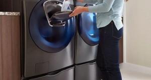 ماشین لباسشویی جدید سامسونگ با قابلیت Add Wash