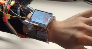 کنترل ساعت هوشمند WristWhirl با چرخش مچ دستتان