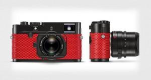 رونمایی از دوربین جدید لایکا M-P Grip با پوششی مشابه راکت های پینگ پنگ