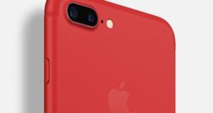 شایعه عرضه ی آیفونی با رنگ قرمز در سال جدید